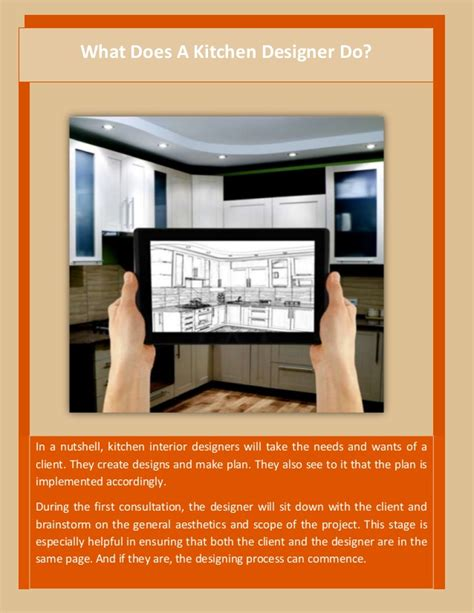 what does a kitchen designer do what does a kitchen designer do peenmedia com