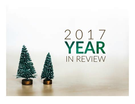 listen to new year new year s the year in review 2017 living way