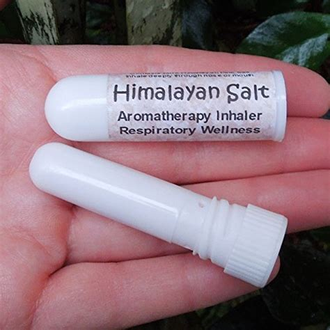 himalayan salt l review releaf releaf himalayan salt air inhaler for