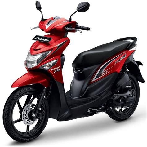 Mangkok Ganda Scoopy Fi Beat Pop beat pop cbs iss salam satu hati marco motor indonesia