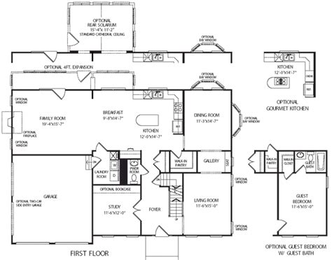 winchester house floor plan winchester homes browning floor plan house design plans
