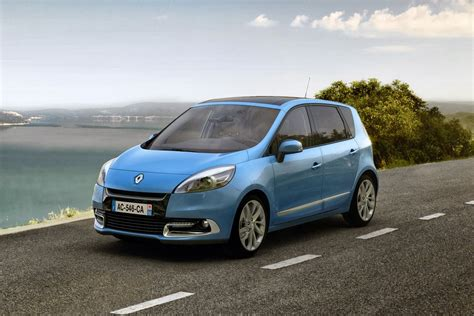 Renault Scenic Car Wallpaper
