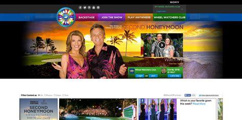 Wheel Of Fortune Christmas Sweepstakes - wheel of fortune second honeymoon sweepstakes