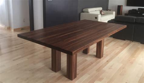table de en bois tables en bois massif signature st 233 phane dion