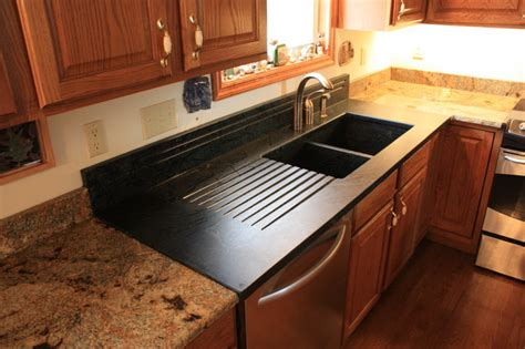 Soapstone Sinks   Traditional   Kitchen Sinks   Cincinnati