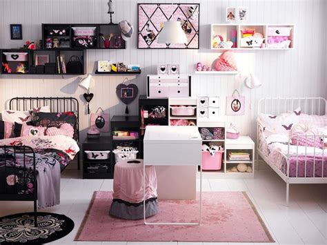 ikea girls bedroom girls room ikea kids rooms and playroom ideas pinterest