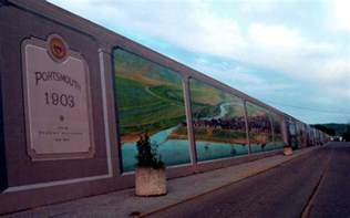Portsmouth Ohio Flood Wall Murals Portsmouth Flood Wall Murals Places I Ve Been Pinterest