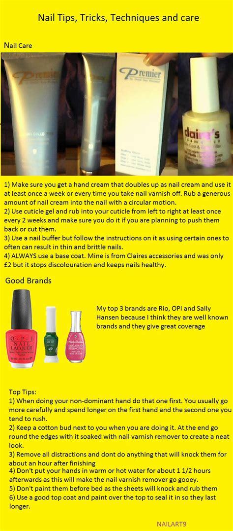 full tutorial with hints and tips at nail art 101 http nail tutorial tips and tricks by nailart9 on deviantart