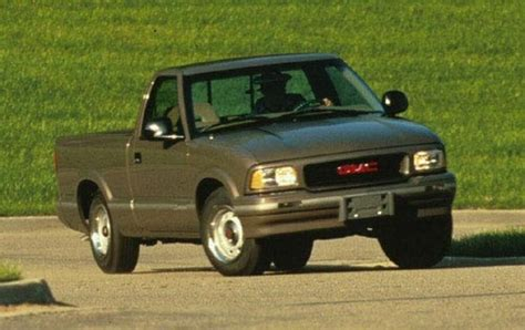 used 1997 gmc sonoma for sale pricing features edmunds