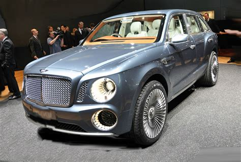 bentley new suv bentley is preparing to introduce its suv