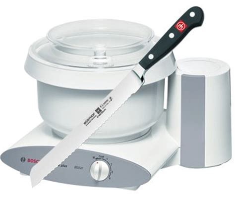 Bread Mixer Bosch bosch universal plus mixer with wusthoff classic 8 quot bread knife