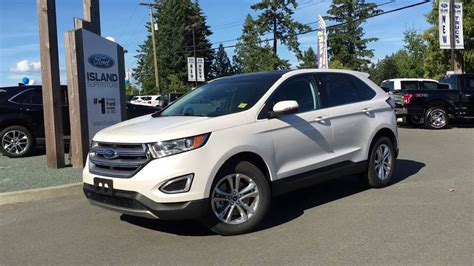 towing capacity ford edge ford edge towing 2019 2020 car release and specs