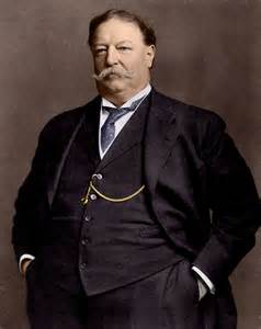 Which President Got Stuck In The White House Bathtub by William Howard Taft Tinting History