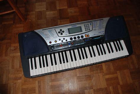 Second Keyboard Yamaha Psr 340 yamaha psr 340 image 152428 audiofanzine