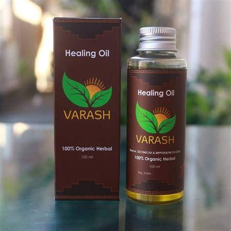 Minyak Varash Classic produk varash varash healing varash classic