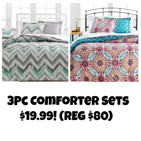 family dollar bedding hot 3pc comforter sets just 19 99 was 80