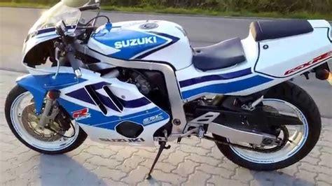 Suzuki Gsx 400 Suzuki Gsxr 400 Sp 2 Walk Around Gsx R 400 Gk76