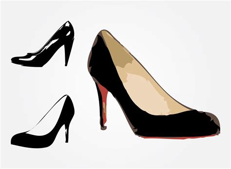photo of high heel shoes high heels shoes