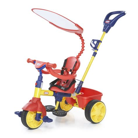 Sepeda Anak Tikes 4 In 1 Trike Primary tikes 4 in 1 trike primary best educational infant toys stores singapore