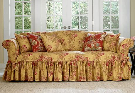 Suede Slipcovers For Sofas Sofa Furniture Covers Sure Fit Home Decor