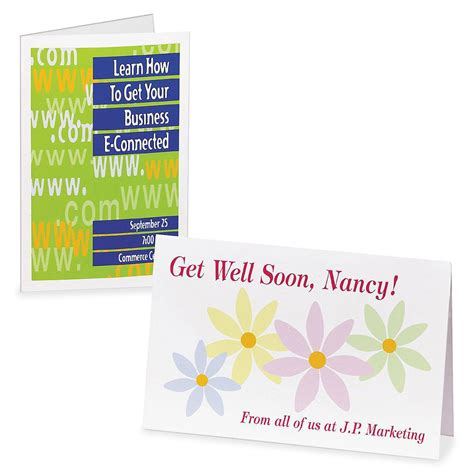 avery greeting card ld products