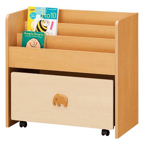 pinocoro chibi bookshelf book shelves box