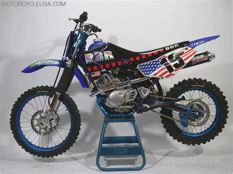 motocross bikes for sale in ontario used 2013 yamaha tt r 125 dirt bike for sale in tilbury