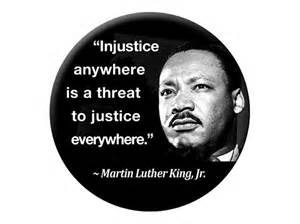 Injustice Anywhere Is A Threat To Justice Everywhere Essay by Mlk Photo Magnet Injustice Anywhere Is A Threat To Justice