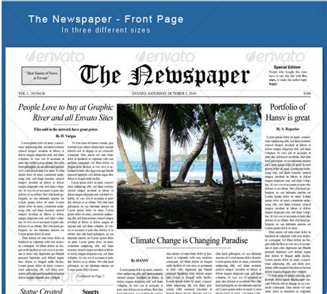 template for newspaper front page pin newspaper front page template news today liverpool