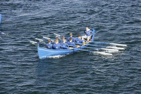 boat rowing images file kn 248 rrur a faroese rowing boat 24 ft jpg