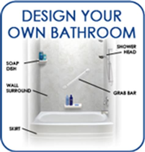 Design Your Own Bathroom by Walk In Tubs Fenwick Bath Bathroom Renovations