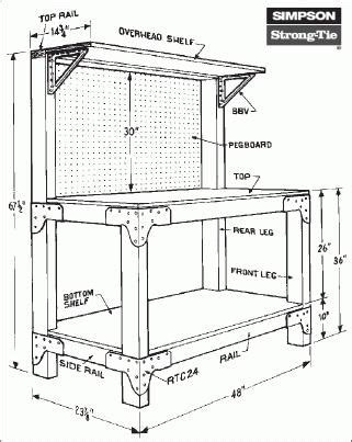building woodworking bench plan    plans ca  projects projects