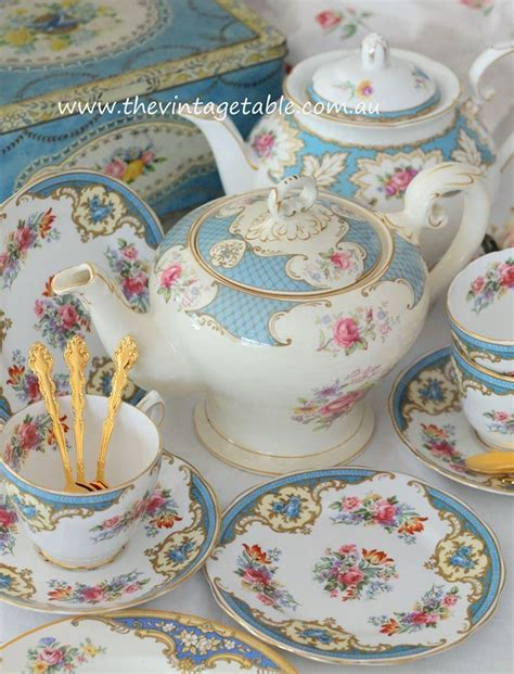 vintage china 1000 ideas about antique tea sets on pinterest antique