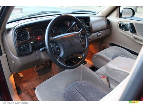 1999 Dodge Durango Interior 1999 dodge durango slt 4x4 interior color photos gtcarlot