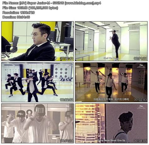 super junior m swing mp3 download mv super junior m swing hd 720p youtube