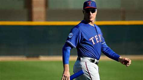 jeff banister new texas rangers manager jeff banister has been building