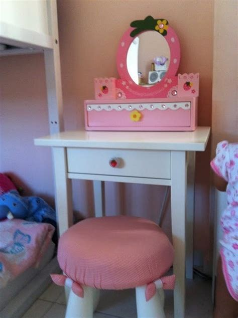 diy vanity for the babies