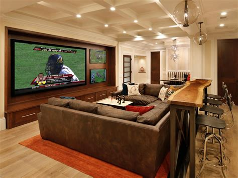 basement rooms some theater room ideas you have to try immediately