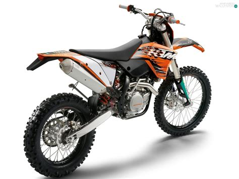 Ktm Cros Cross Ktm 450 Exc Motorbikes Wallpapers 1600x1200