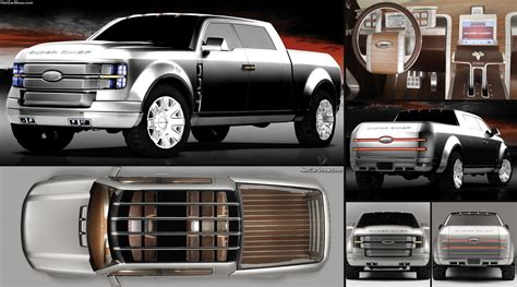 Ford F250 Chief ford f 250 chief concept 2006 pictures