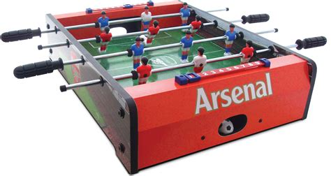 arsenal table arsenal 20 inch football table