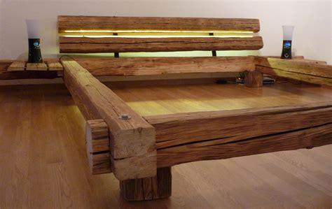 Wand Hinterm Bett Selber Bauen by Ausentreppe Mit Podest Holz Selber Bauen Bvrao