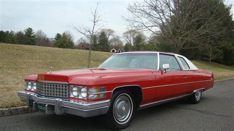 1974 Cadillac Coupe deVille for sale #1913379   Hemmings