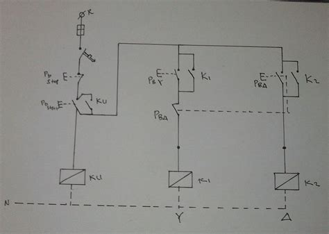 delta wiring diagram difference between phase voltage and