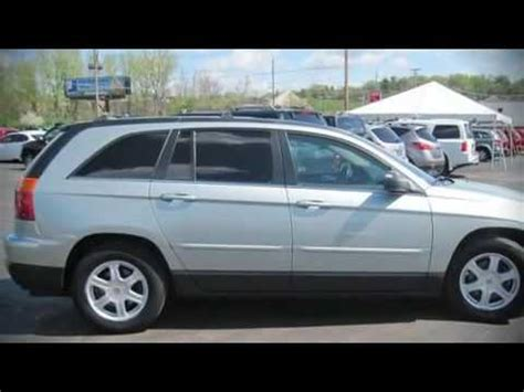 chrysler pacifica problems 2004 2004 chrysler pacifica problems manuals and repair