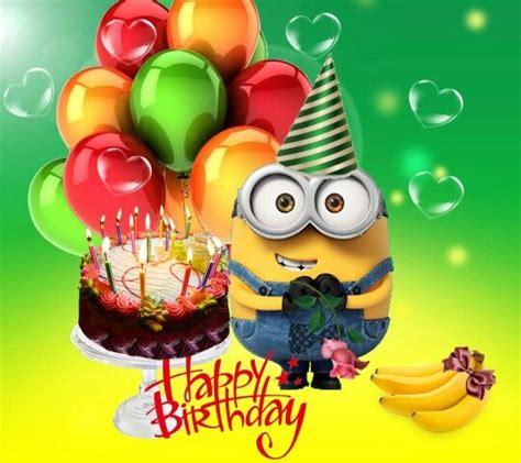 Minion Happy Birthday Wishes Die Besten 17 Ideen Zu Happy Birthday Minions Auf