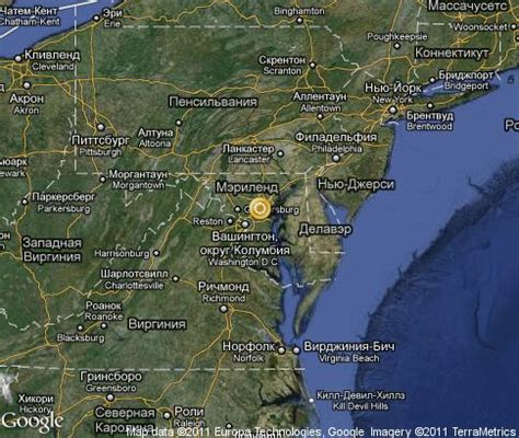 maryland attractions map maryland popular tourist places satellite map