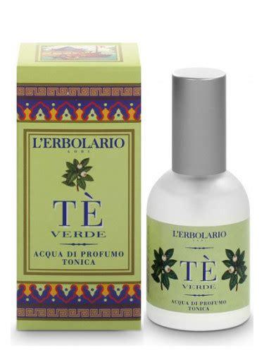 Parfum Musk By Lilian Green Tea te verde green tea l erbolario perfume a fragrance for and