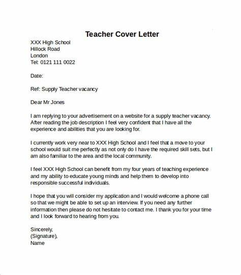 cover letter examples download cover letter primary teacher teacher cover letter example 10 - Job Letter For Primary Teacher