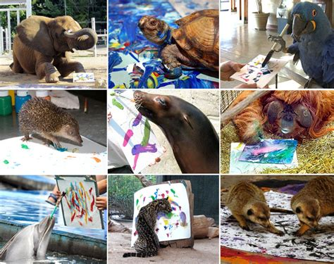 painting of zoo animals almost or how i went from the pered pet of a